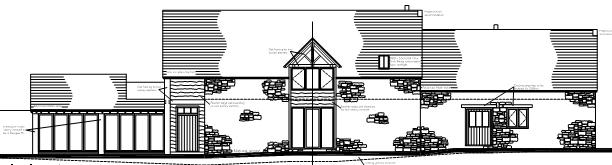 new barn tisbury