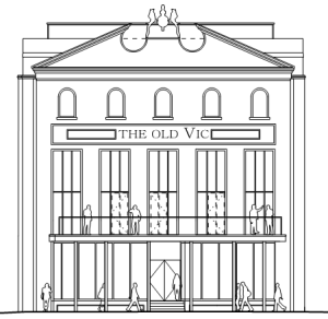 old vic front